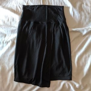Athleta Black Skirt Women's XS